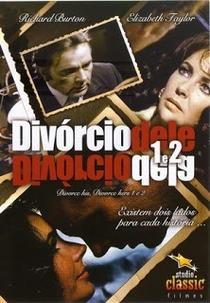 Divórcio Dele, Divórcio Dela - Poster / Capa / Cartaz - Oficial 4