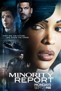 Minority Report (1ª Temporada) - Poster / Capa / Cartaz - Oficial 1