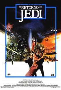 Star Wars: Episódio VI - O Retorno de Jedi - Poster / Capa / Cartaz - Oficial 9