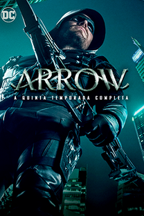 Arrow (5ª Temporada) - Poster / Capa / Cartaz - Oficial 4