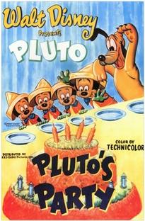 A Festa do Pluto - Poster / Capa / Cartaz - Oficial 1