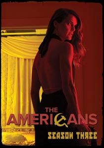 The Americans (3ª Temporada) - Poster / Capa / Cartaz - Oficial 3