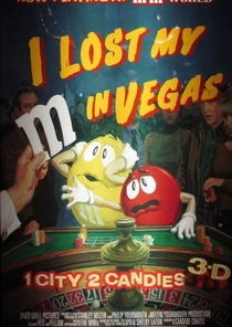 I Lost My M in Vegas - Poster / Capa / Cartaz - Oficial 1