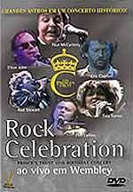 Rock Celebration - Ao Vivo em Wembley - Poster / Capa / Cartaz - Oficial 1