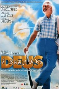 Deus É Brasileiro - Poster / Capa / Cartaz - Oficial 1