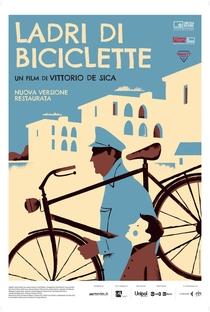 Ladrões de Bicicleta - Poster / Capa / Cartaz - Oficial 14