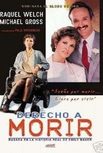 Direito de Morrer - Poster / Capa / Cartaz - Oficial 1