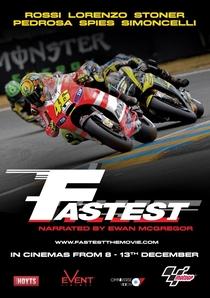 Fastest: A História de Valentino - Poster / Capa / Cartaz - Oficial 3
