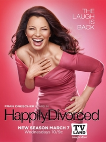 Happily Divorced (2ª temporada) - Poster / Capa / Cartaz - Oficial 1