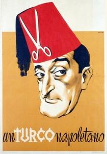 Um Turco Napolitano - Poster / Capa / Cartaz - Oficial 1