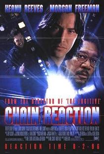 Reação em Cadeia - Poster / Capa / Cartaz - Oficial 3