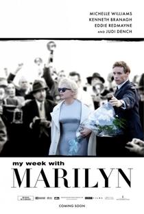 Sete Dias com Marilyn - Poster / Capa / Cartaz - Oficial 3