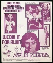 Alvin Purple   (The Sex Therapist) - Poster / Capa / Cartaz - Oficial 2