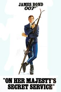 007 - A Serviço Secreto de Sua Majestade - Poster / Capa / Cartaz - Oficial 5