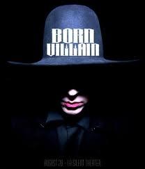 Born Villain - Poster / Capa / Cartaz - Oficial 1