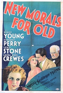 New Morals for Old - Poster / Capa / Cartaz - Oficial 1