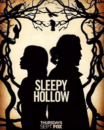Sleepy Hollow (3ª Temporada) - Poster / Capa / Cartaz - Oficial 1