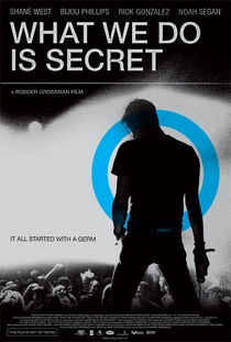 What We Do Is Secret - Poster / Capa / Cartaz - Oficial 1