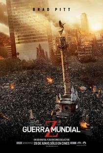 Guerra Mundial Z - Poster / Capa / Cartaz - Oficial 3