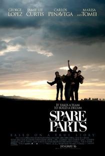 Spare Parts - Poster / Capa / Cartaz - Oficial 1