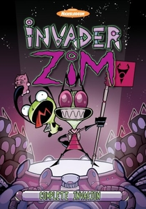 Invasor Zim (1ª Temporada) - Poster / Capa / Cartaz - Oficial 2