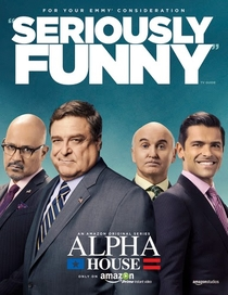 Alpha House (2ª Temporada) - Poster / Capa / Cartaz - Oficial 1