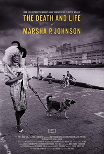 A Morte e Vida de Marsha P. Johnson - Poster / Capa / Cartaz - Oficial 2