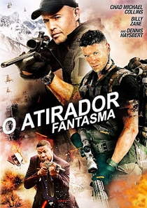 O Atirador Fantasma - Poster / Capa / Cartaz - Oficial 2