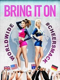 As Apimentadas: #Desafio Mundial - Poster / Capa / Cartaz - Oficial 1