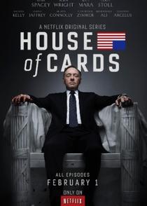 House of Cards (2ª Temporada) - Poster / Capa / Cartaz - Oficial 3