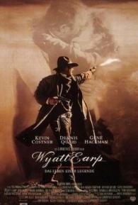 Wyatt Earp - Poster / Capa / Cartaz - Oficial 2