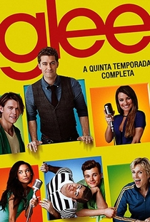 Glee (5ª Temporada) - Poster / Capa / Cartaz - Oficial 4