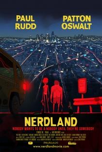 Nerdland - Poster / Capa / Cartaz - Oficial 1