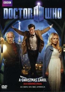 Doctor Who - A Christmas Carol - Poster / Capa / Cartaz - Oficial 1