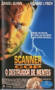 Scanner Cop - O Destruidor de Mentes - Poster / Capa / Cartaz - Oficial 2