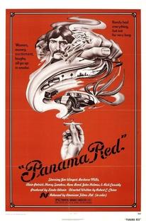 Panama Red - Poster / Capa / Cartaz - Oficial 1