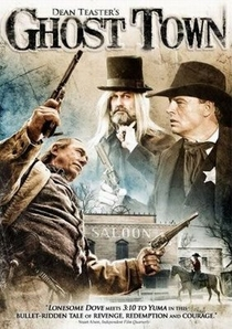 Ghost Town: The Movie  - Poster / Capa / Cartaz - Oficial 1
