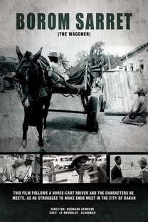 O Carroceiro  - Poster / Capa / Cartaz - Oficial 2