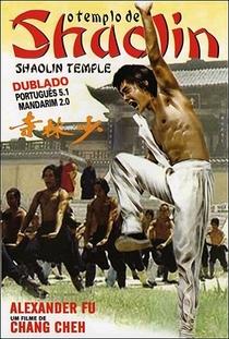 O Templo de Shaolin - Poster / Capa / Cartaz - Oficial 6