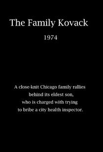 A Familia Kovack - Poster / Capa / Cartaz - Oficial 1