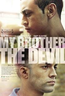Meu Irmão, o Diabo - Poster / Capa / Cartaz - Oficial 3