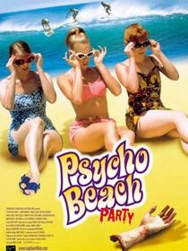 Horror na Praia Psicodélica - Poster / Capa / Cartaz - Oficial 2