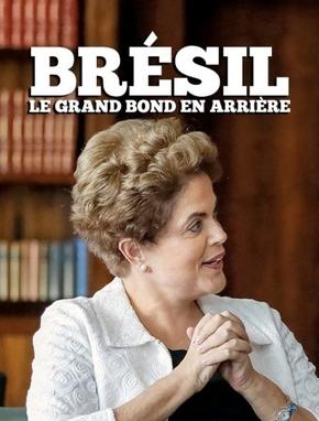 ... Brasil  O Grande Salto Para Trás - Poster   Capa   Cartaz - Oficial 2 d3ce1cbb81