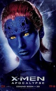 X-Men: Apocalipse - Poster / Capa / Cartaz - Oficial 15