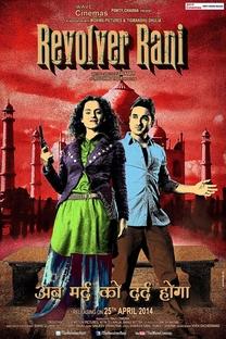 Revolver Rani - Poster / Capa / Cartaz - Oficial 1