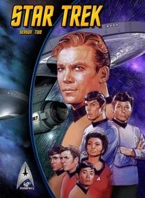Jornada nas Estrelas (2ª Temporada) - Poster / Capa / Cartaz - Oficial 3