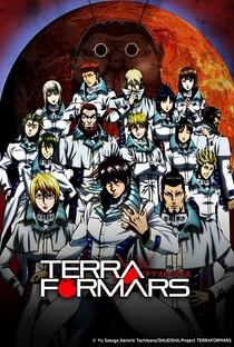 Terra Formars - Poster / Capa / Cartaz - Oficial 2