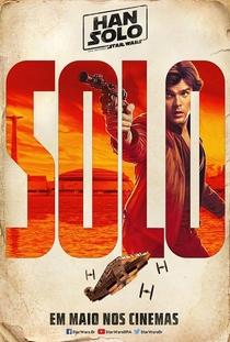 Han Solo: Uma História Star Wars - Poster / Capa / Cartaz - Oficial 9