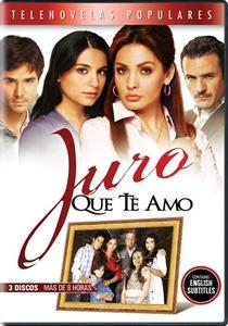 Juro Que Te Amo - Poster / Capa / Cartaz - Oficial 1
