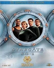Stargate SG-1 (10ª Temporada) - Poster / Capa / Cartaz - Oficial 1